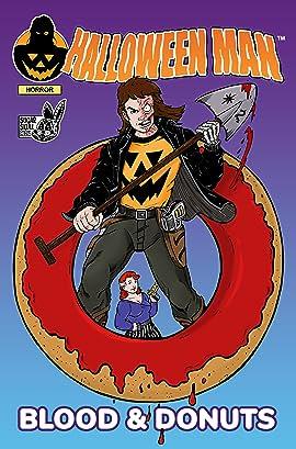 Halloween Man Specials #8