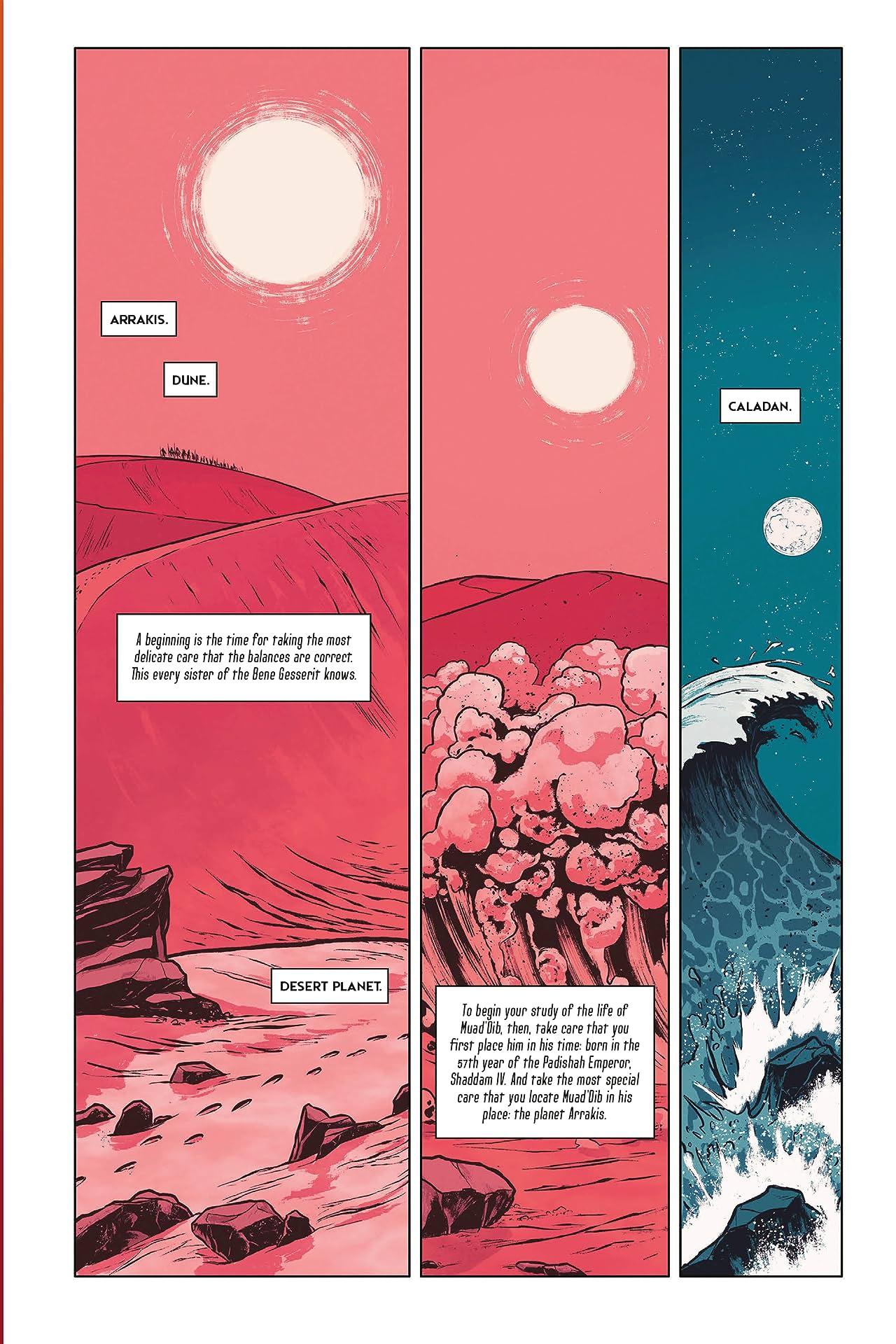 DUNE: The Graphic Novel