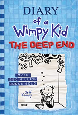 Diary of a Wimpy Kid Vol. 15