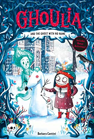 Ghoulia and the Ghost with No Name Vol. 3