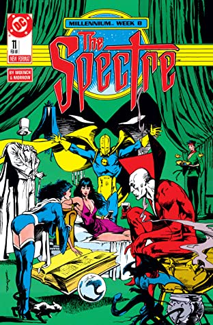 The Spectre (1987-1989) #11