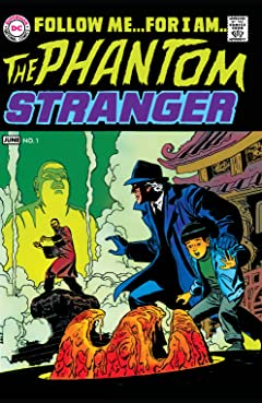 The Phantom Stranger (1969-1976) #1