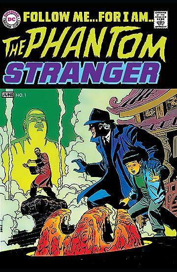 The Phantom Stranger (1969-1976) #1