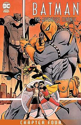 Batman: The Adventures Continue (2020-) #4