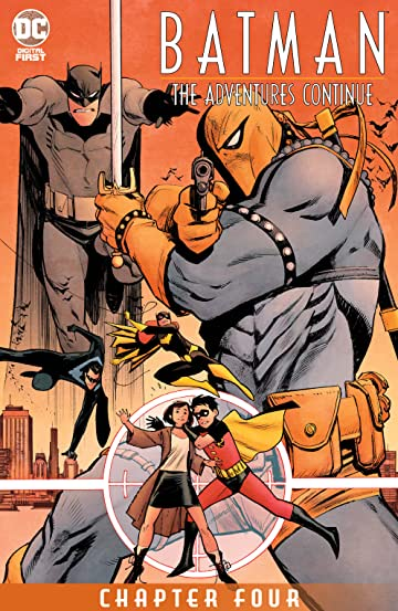 Batman: The Adventures Continue (2020-) #4