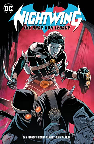 Nightwing: The Gray Son Legacy