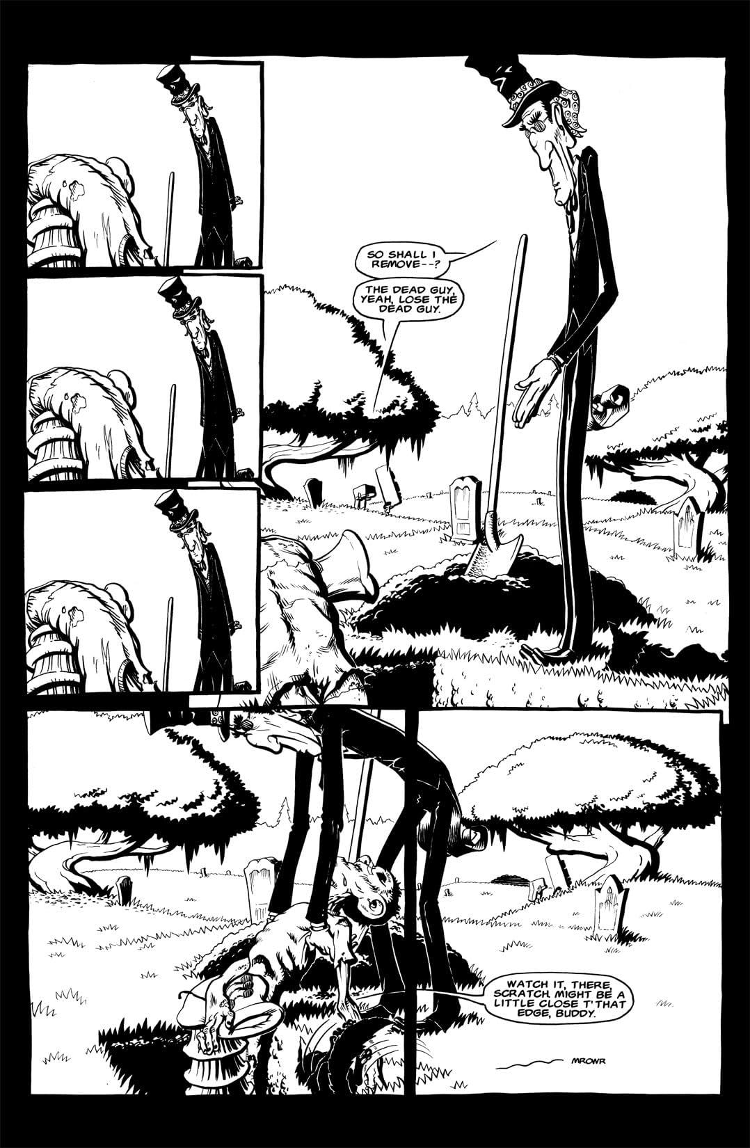 Boneyard Vol. 7