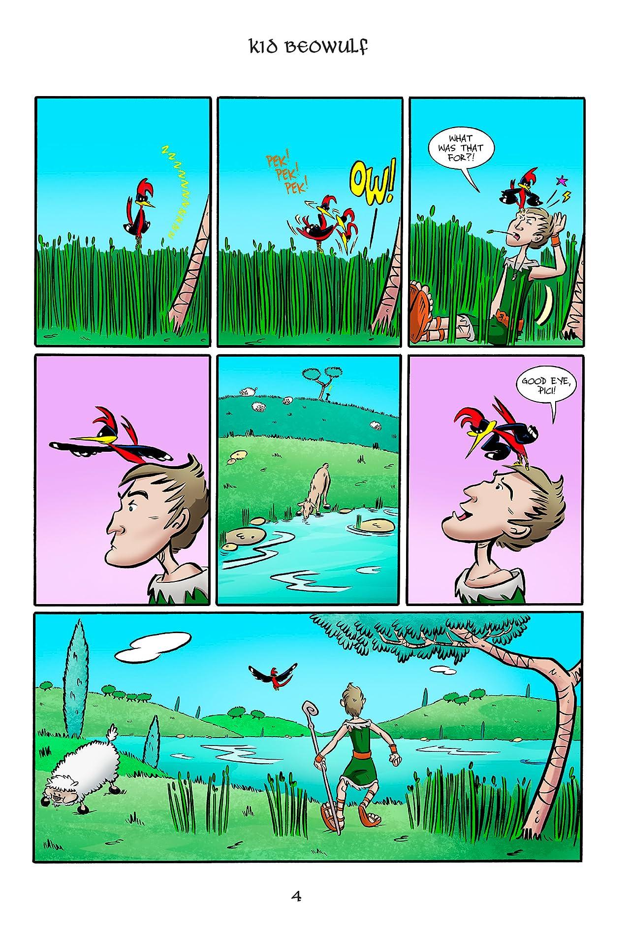 Kid Beowulf: The Tarpeian Rock #2