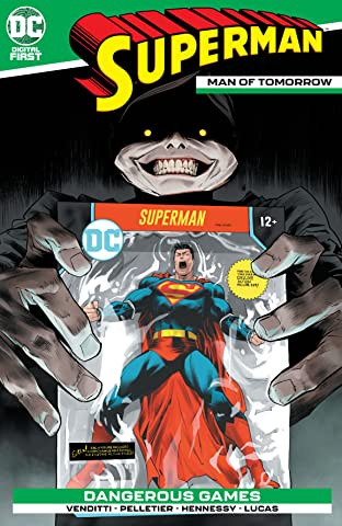 Superman: Man of Tomorrow No.3