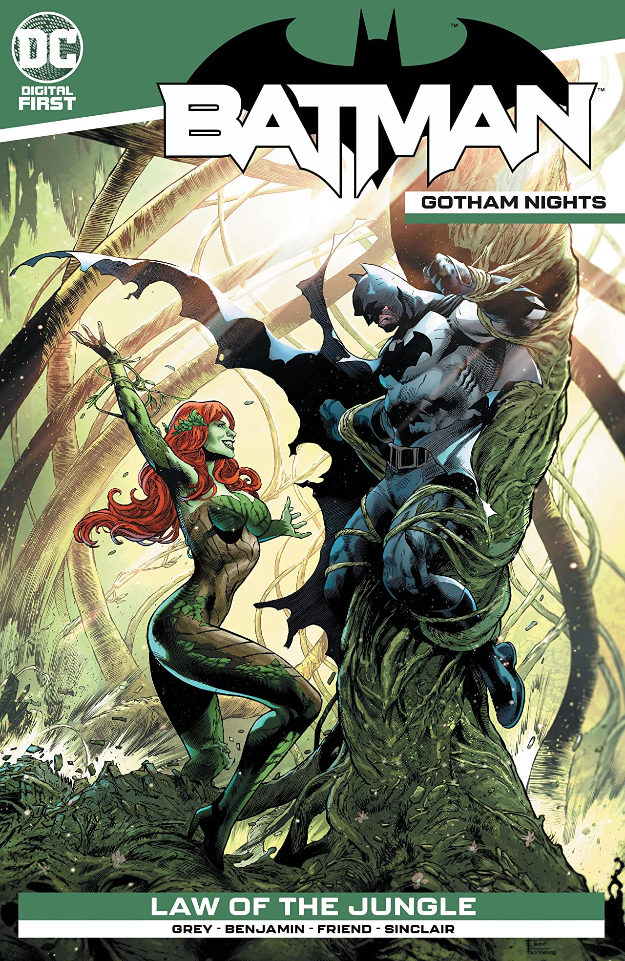Batman: Gotham Nights #3