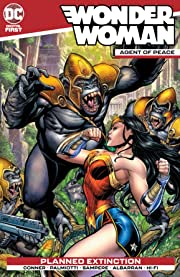 Wonder Woman: Agent of Peace No.3