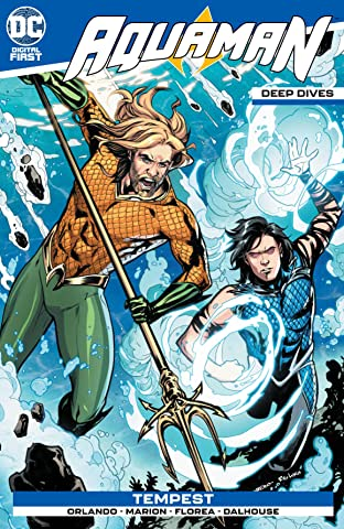 Aquaman: Deep Dives #3