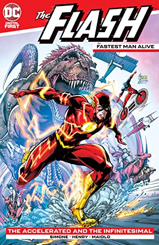 Flash: Fastest Man Alive No.3