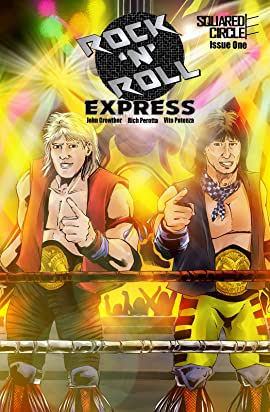 The Rock 'n' Roll Express #1