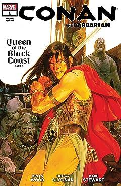 Conan The Barbarian (2012-2014) #1