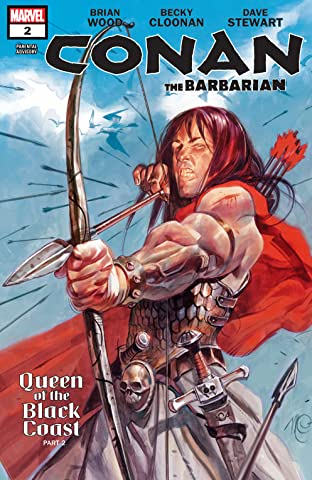 Conan The Barbarian (2012-2014) No.2