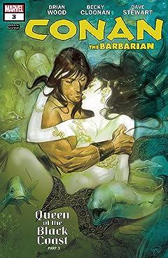 Conan The Barbarian (2012-2014) #3