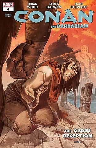 Conan The Barbarian (2012-2014) #4