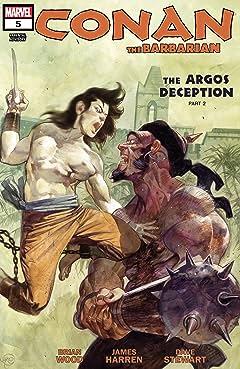Conan The Barbarian (2012-2014) #5