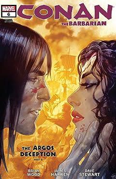Conan The Barbarian (2012-2014) #6