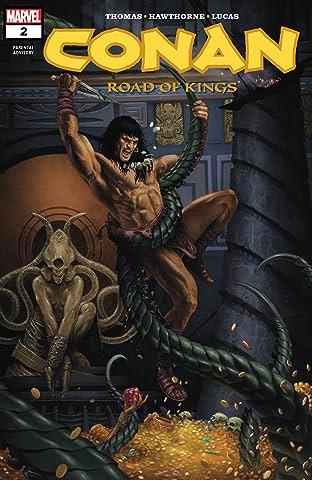 Conan: Road Of Kings (2011-2012) #2