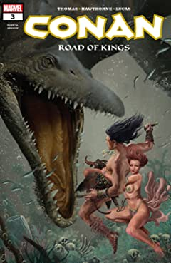 Conan: Road Of Kings (2011-2012) #3