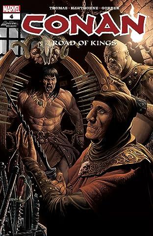 Conan: Road Of Kings (2011-2012) #4