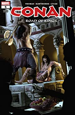 Conan: Road Of Kings (2011-2012) #5