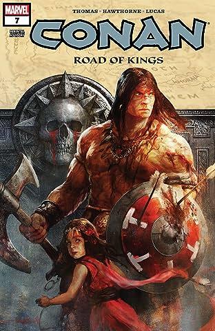 Conan: Road Of Kings (2011-2012) #7