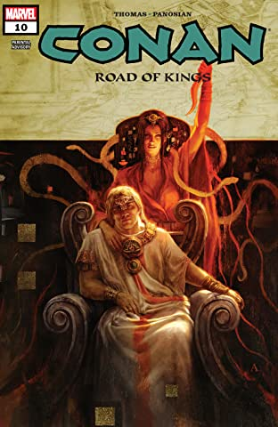 Conan: Road Of Kings (2011-2012) #10