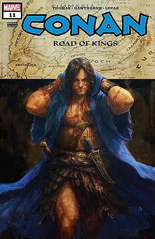 Conan: Road Of Kings (2011-2012) #11