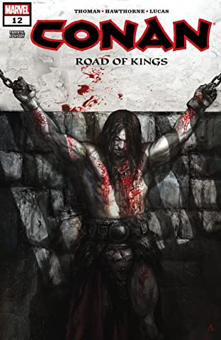 Conan: Road Of Kings (2011-2012) #12
