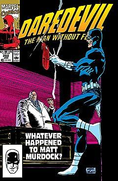 Daredevil (1964-1998) #288