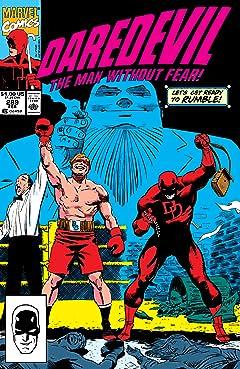 Daredevil (1964-1998) #289