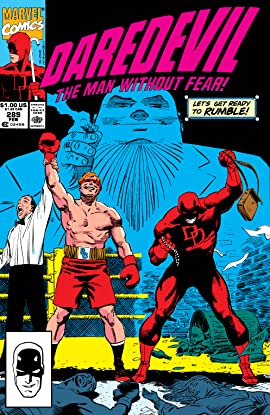 Daredevil (1964-1998) No.289