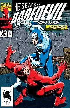 Daredevil (1964-1998) #290