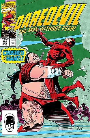 Daredevil (1964-1998) #296