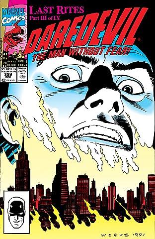 Daredevil (1964-1998) #299
