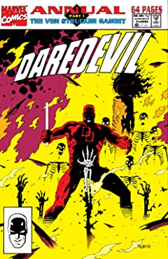 Daredevil (1964-1998) Annual #7