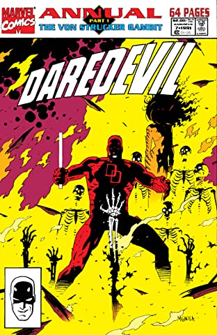 Daredevil (1964-1998) Annual #7