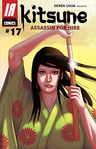 Kitsune: Assassin For Hire #17