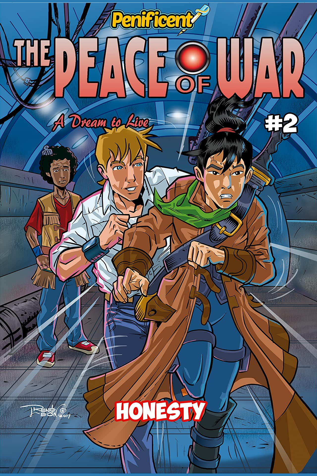 The Peace of War #2