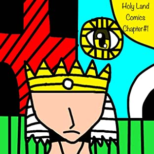 Holy Land Comics #1