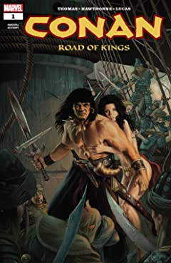Conan: Road Of Kings (2011-2012) #1