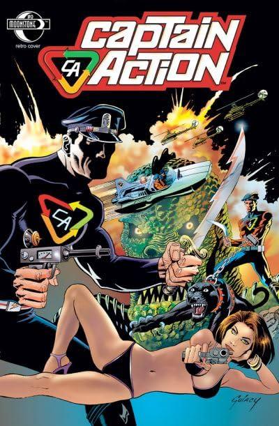 Captain Action #0