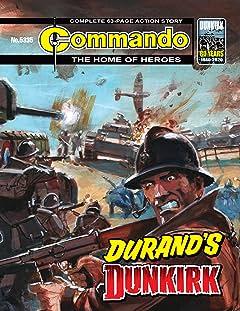 Commando #5335: Durand's Dunkirk