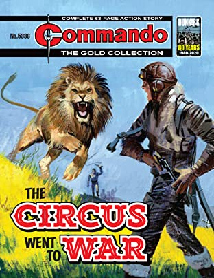 Commando No.5336: The Circus Went To War