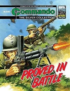 Commando #5338: Proved In Battle
