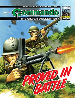 Commando No.5338: Proved In Battle