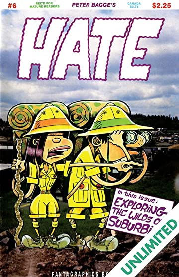 HATE #6